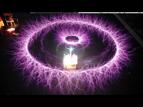 Achieving Levitation With A Tesla Coil