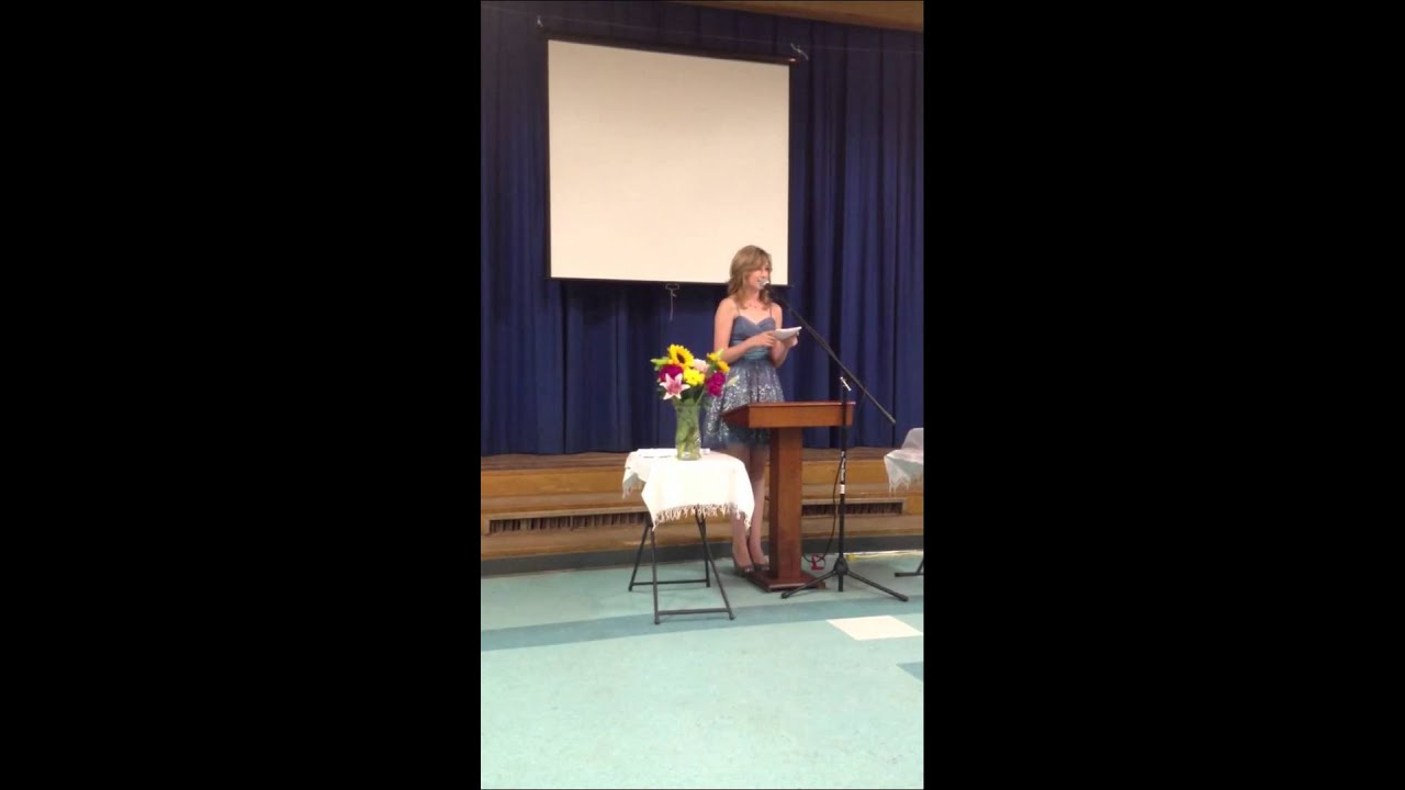 8th grade graduation farewell speeches