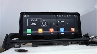 """Belsee 10.25"""" Android 8.0 Head unit Radio Car Stereo for Mazda 6 2013 2014 2015 2016 2017 2018"""