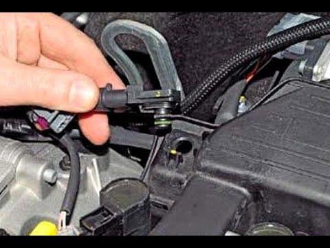 Renault Duster,датчик абсолютного давления