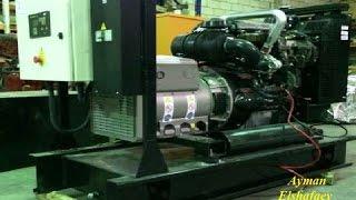 12 ساعه من صوت مولدات الديزل القديمه - ديزل الأفراح - 12Hours of Old Diesel Generator`s Sound
