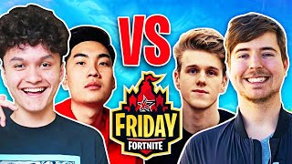 Fortnite Friday Highlights w/ RiceGum