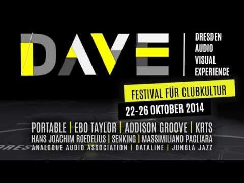 DAVE 2014 - Teaser - Festival für Clubkultur Dresden