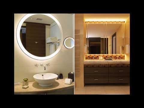 mirrors for bathroom vanity