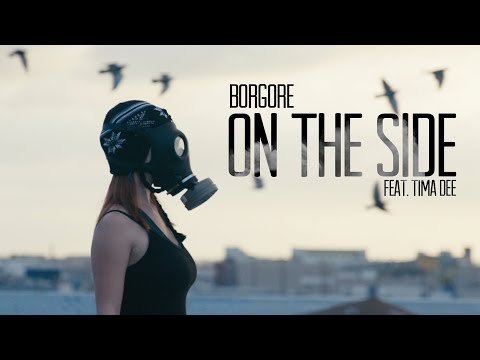 Borgore - On The Side (feat. Tima Dee) Lyric Video
