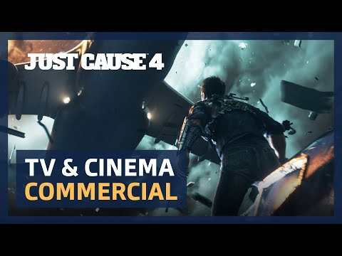 Just Cause 4: TV and Cinema Commercial [PEGI]
