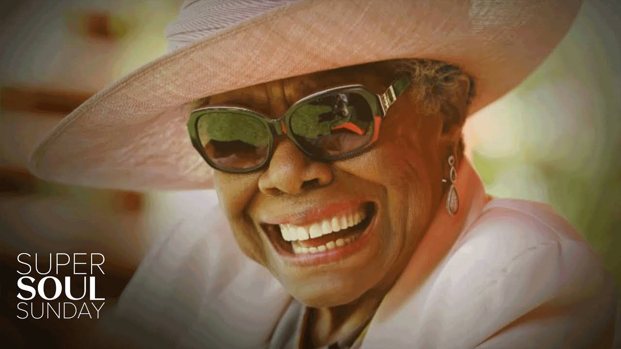 "Dr. Maya Angelou Recites Her Poem | ""Phenomenal Woman"""