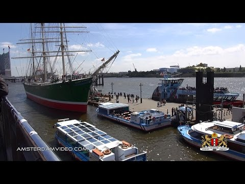 Downtown Hamburg Germany Part 2 (5.31.14 - Day 1430)