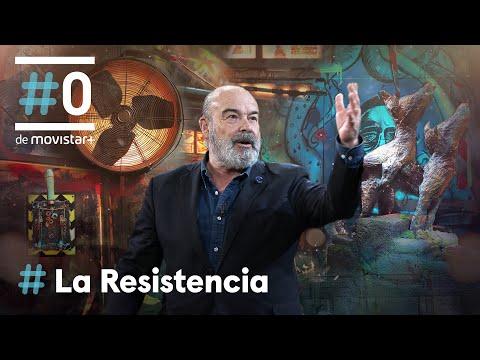 LA RESISTENCIA – Vuelve Antonio Resines   #LaResistencia 03.06.2021