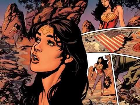 Wonder Woman Earth One REVIEW