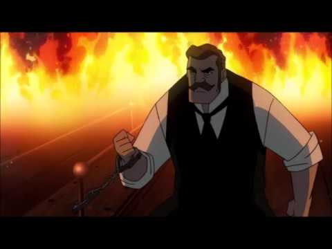 Batman Gotham By Gaslight 2018 Ending Spoilers Batman Vs Jack The Ripper Youtube