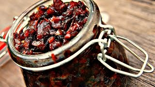 Bacon & Bourbon Jam - Recipe