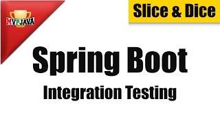 Spring Boot Integration Testing