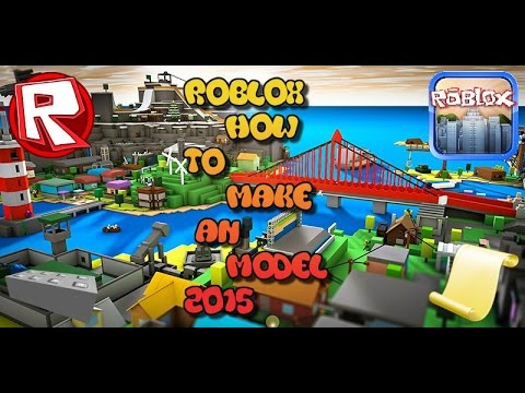 how to create a game on roblox 2015