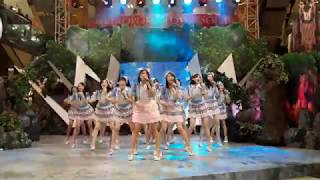 JKT48 Team KIII - Everyday Kachuusha @ Metropolis Town Square (Part 1)