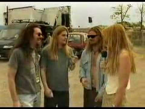 Corrosion Of Conformity - Monsters Of Rock 1995