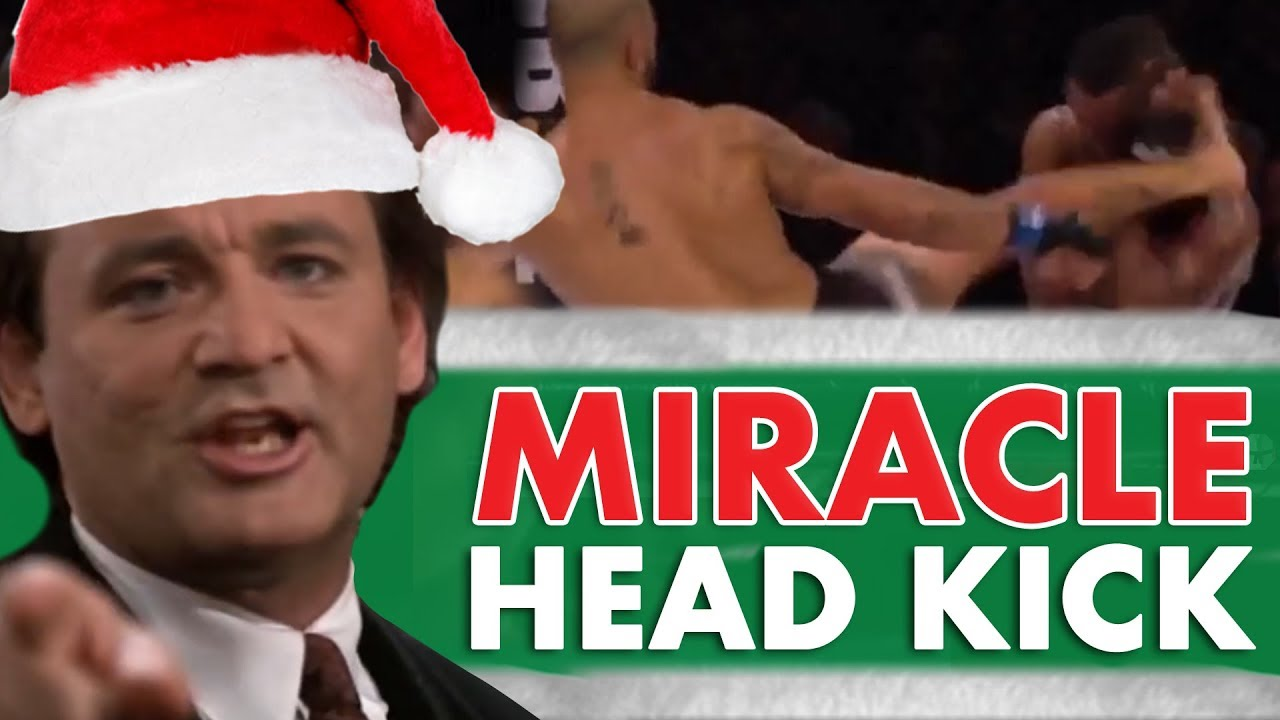 Its A Christmas Miracle.It S A Christmas Miracle Day 3 Crazy Christmas Knockouts