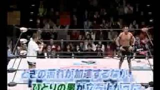 DVD「DRAGON GATE 2011 1st season」CM