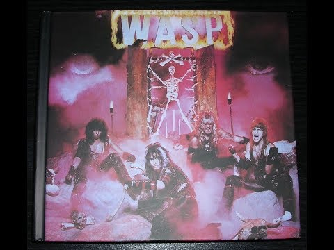 WASP 1984   Original  Press