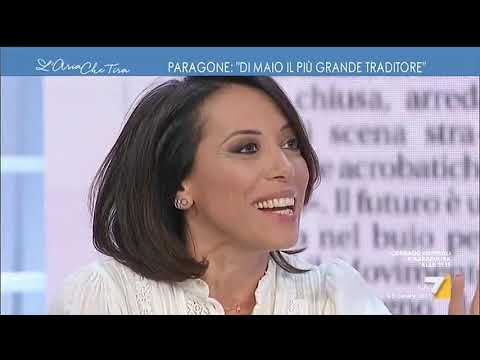 """La stoccata di Gianluigi Paragone: """"Devo ringraziare Di Maio, ha illuminato noi 'traditori', un ..."""