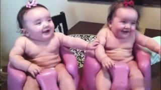 KUMPULAN VIDEO BAYI TERTAWA LUCU BANGET(funny video )