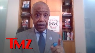 Al Sharpton Fears Voter Intimidation After Trump's 'Proud Boys' Message | TMZ