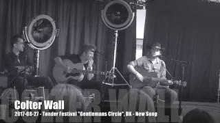 Colter Wall - The Manitoba Man - 2017-08-27 - Tønder Festival, DK