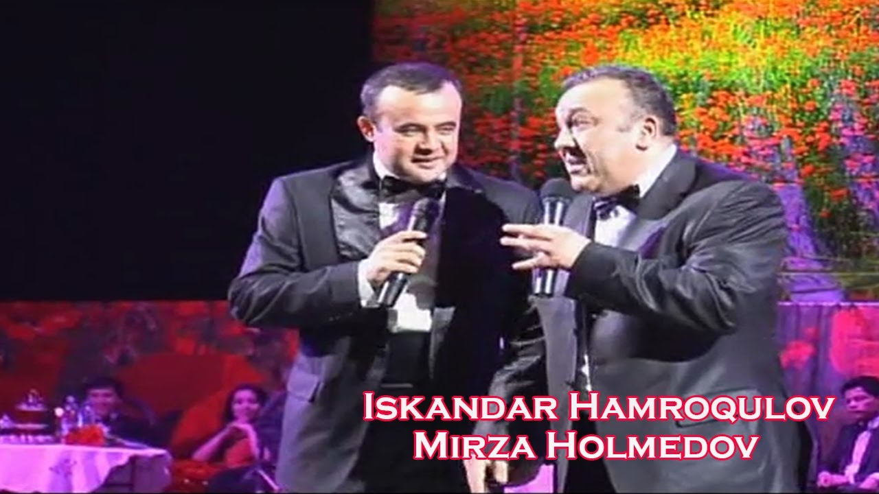 Iskandar Hamroqulov va Mirza Holmedov [Sen Aziz Va Muqaddassan Ayol] (Konsert dasturidan)