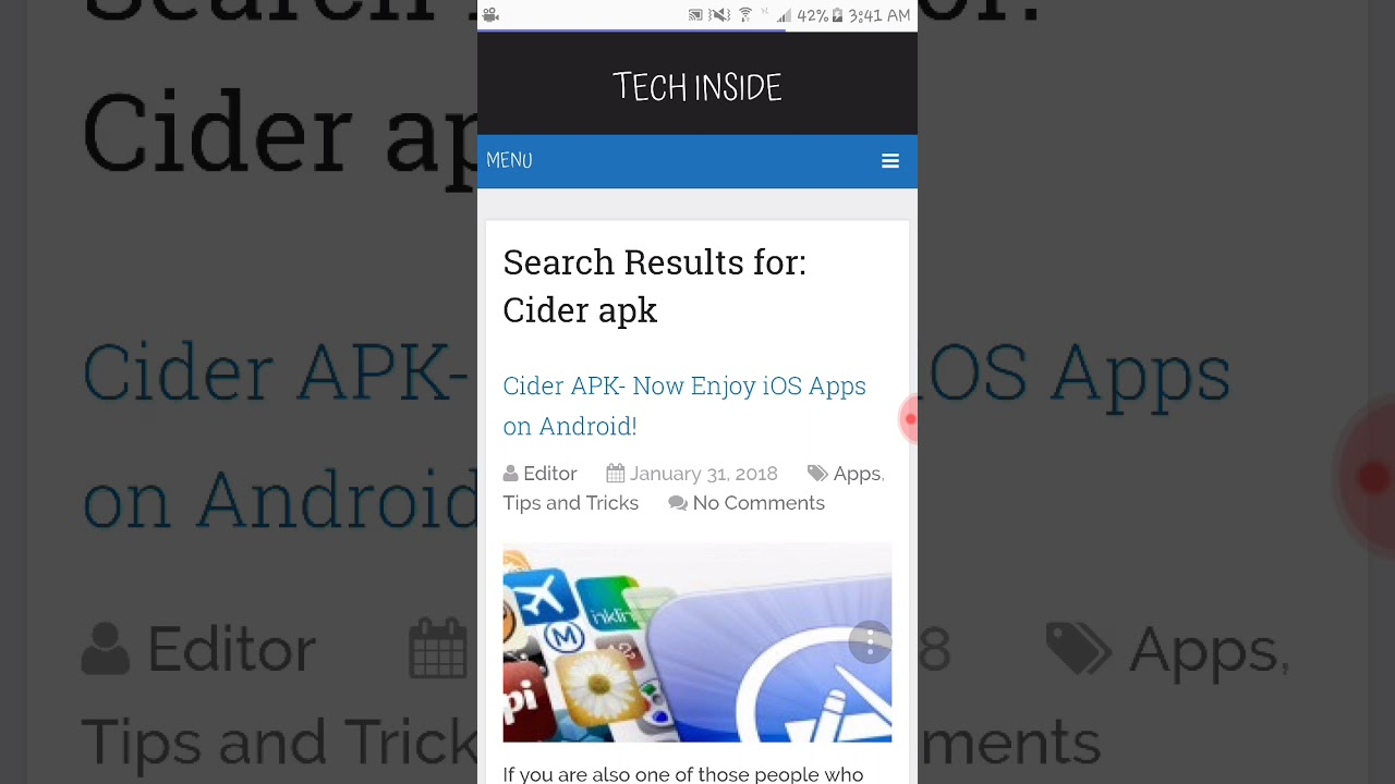 Cider Apk ( Cycada ) : Download for Android 2019 [ Latest Version