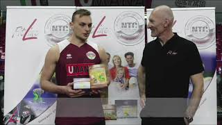 FitLine - Interview with the Pro's - Reyer Venezia - Italy