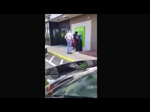 Racist Man Curses Black Woman Out At Regions Bank in Montgomery