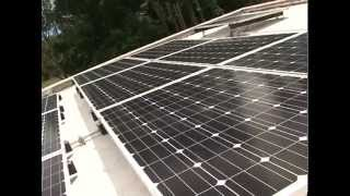 Yigo family is first to use new home solar system