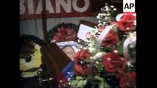 COLOMBIA: LAST PATRIOTIC UNION SENATOR FLEES COUNTRY AFTER THREATS