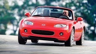 2008 Mazda MX-5 Miata - 2009 10Best Cars - CAR and DRIVER