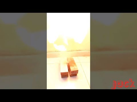 Explosion video