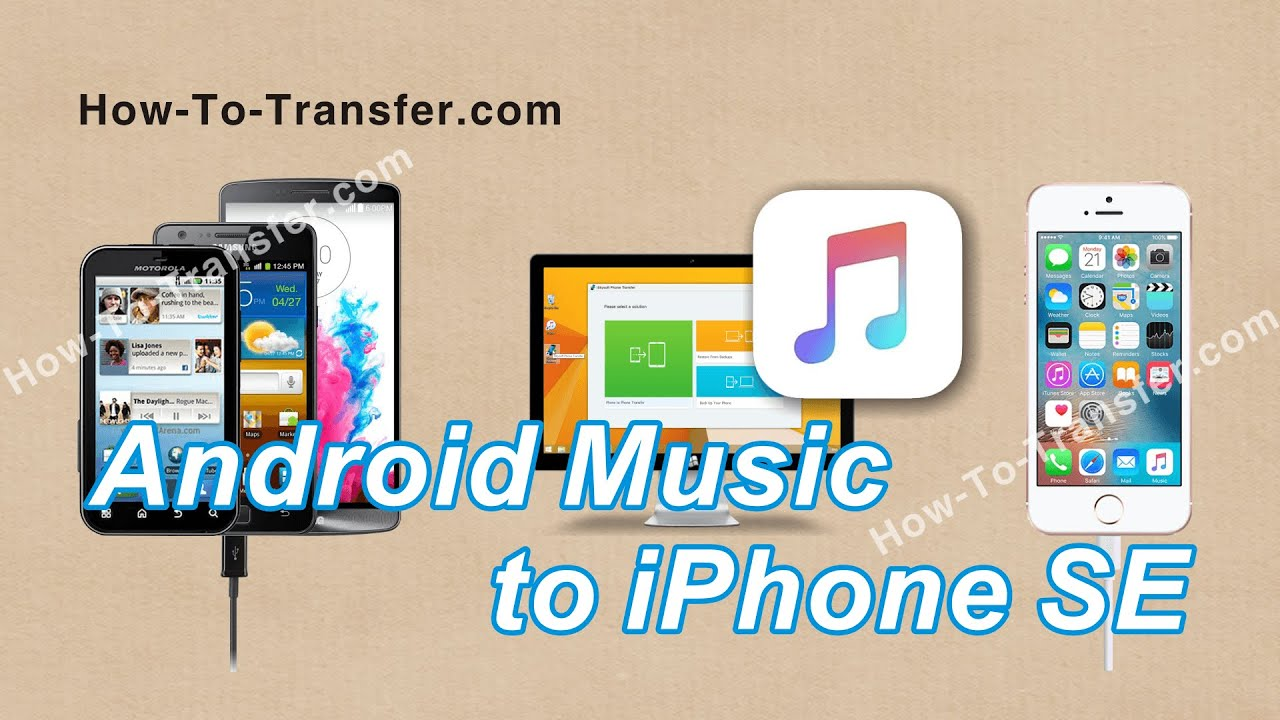 how to transfer music from iphone to iphone how to sync from android to iphone se put songs on 21086