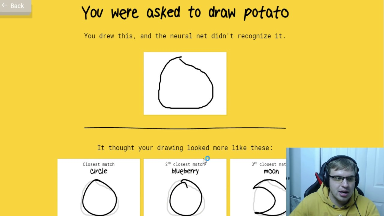 QUICK, DRAW! Can Google guess your drawing??? - YouTube