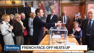 Bain & Co. France Chair Says Business Bullish on Macron