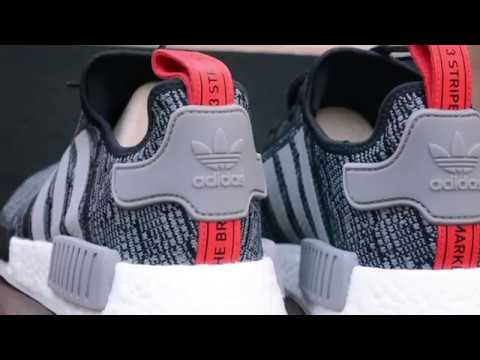 buy popular a014d 9427d Are Adidas NMDs boost really that comfortable Adidas NMD Glitch Camo On  Foot + Review