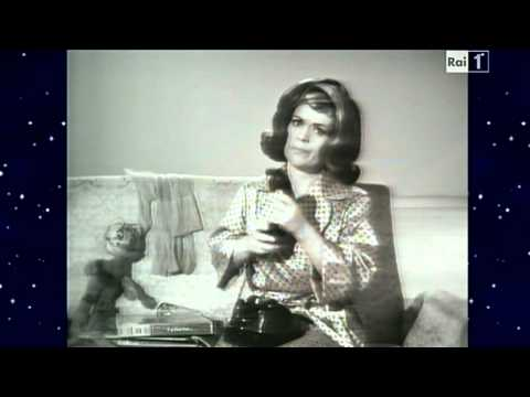 Franca Valeri La Sora Cecioni E Le Gonne 1967 Youtube