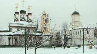 Смотреть видео Пешком... Москва рождественская. Выпуск от 07.01.18 онлайн