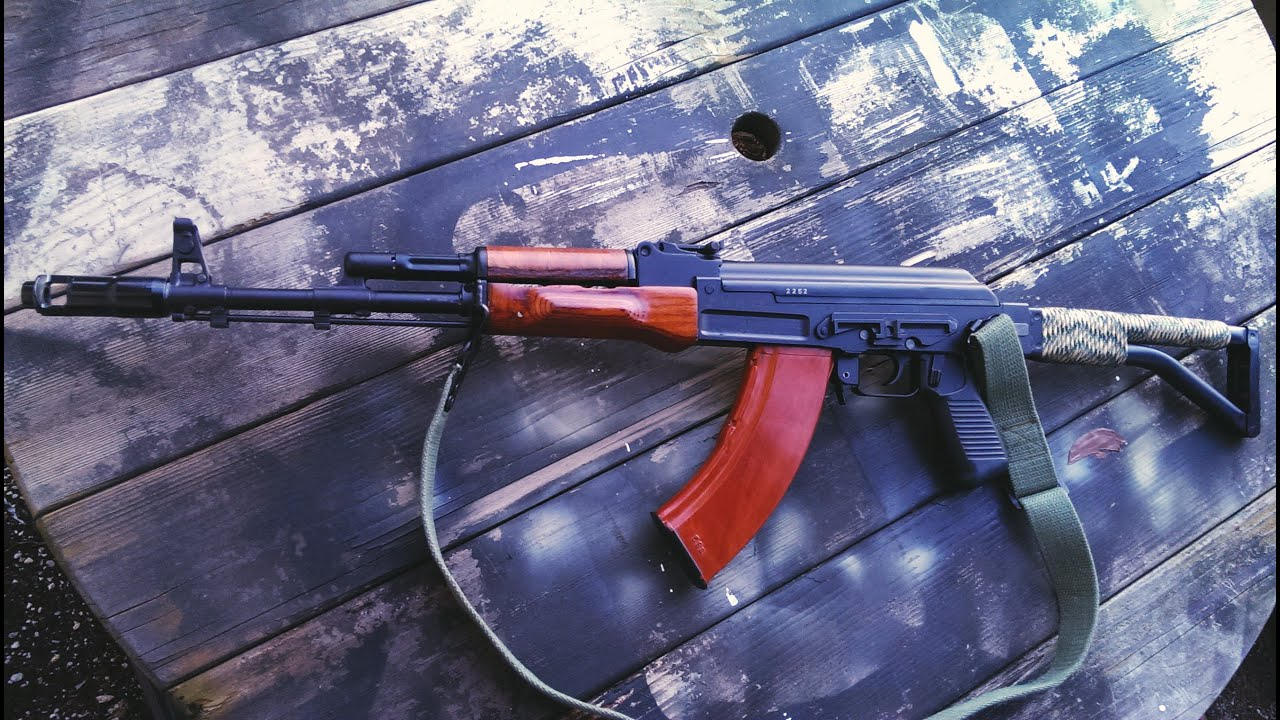 Arsenal Sam7sf Ak47 Wood Furniture Swap Youtube