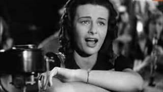 """Ilse Werner 1942 """" Wann wirst Du wieder bei mir sein?"""""""