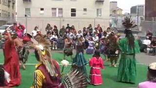 8/22/2009 Powwow - Pomo Music and Dancers