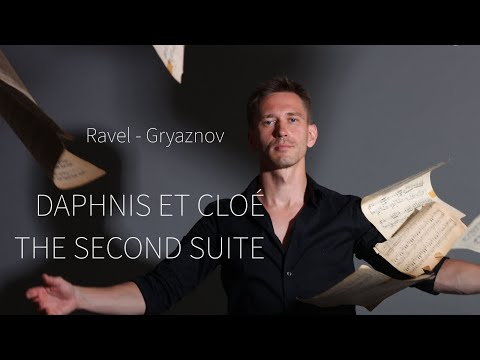Ravel. Daphnis et Chloé Suite No.2 - transcription by V. Gryaznov