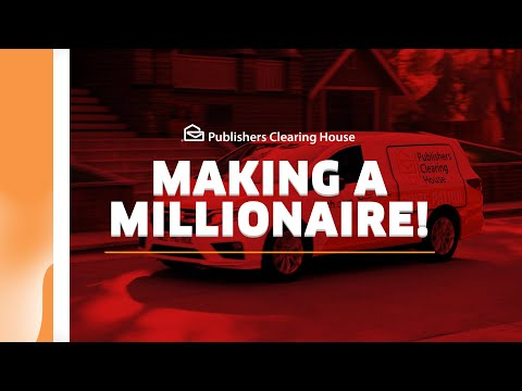 PCH: Making A Millionaire With Dave!