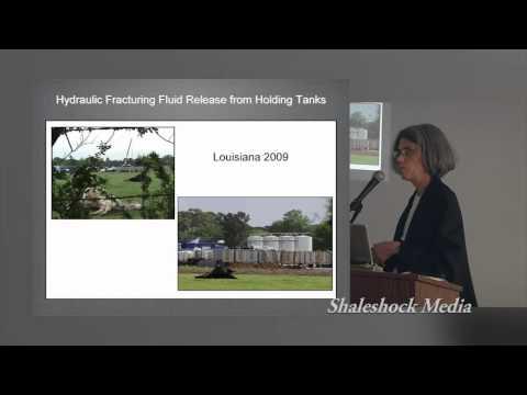 Bamberger/Oswald: Impacts of Fracking on Human  Animal Health 5/3/2012 Endicott