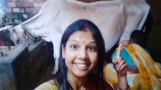 VILLAGE LIFE OF INDIAN BEAUTY BLOGGER PART 2   SASURAL VLOG   KRISHNA ROY MALLICK