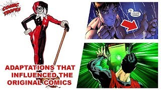 Adaptations that Changed the Original Comics - Comic Tropes (Episode 96)