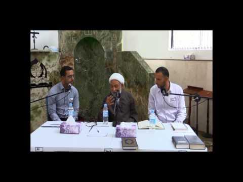 christian meeting at the ahlul bait  islamic  centre'auburn'sydney'australia.25/3/14